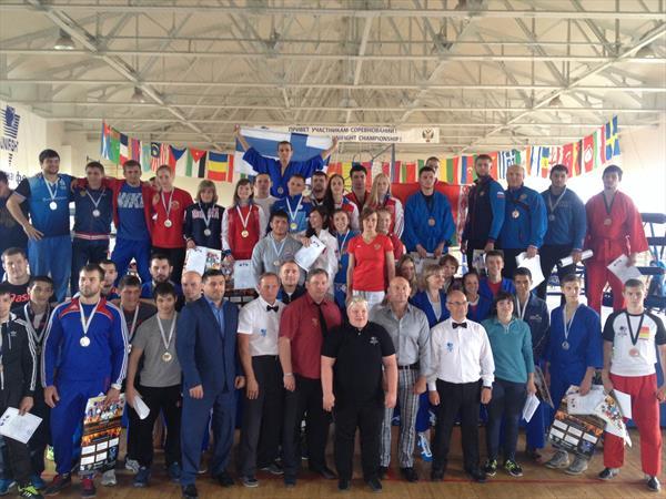 Чемпионат Европы по Унифайту 2015