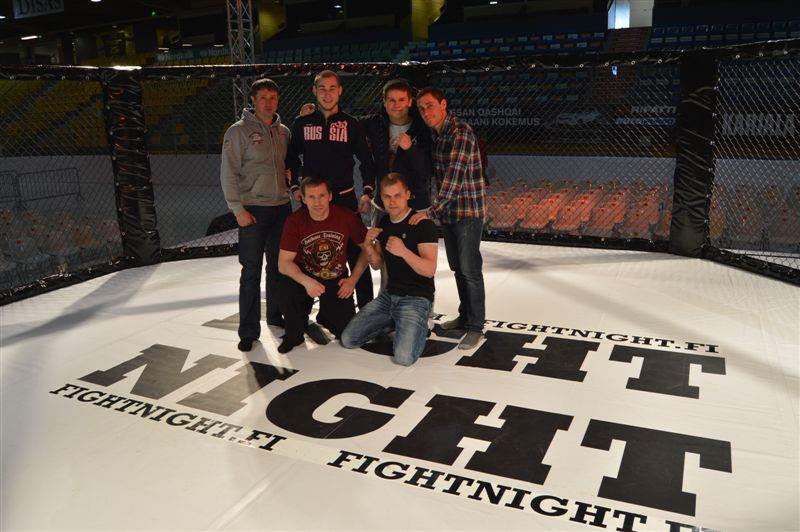 Турнир по боям без правил  Fight Night 12, в Лаппеенранта