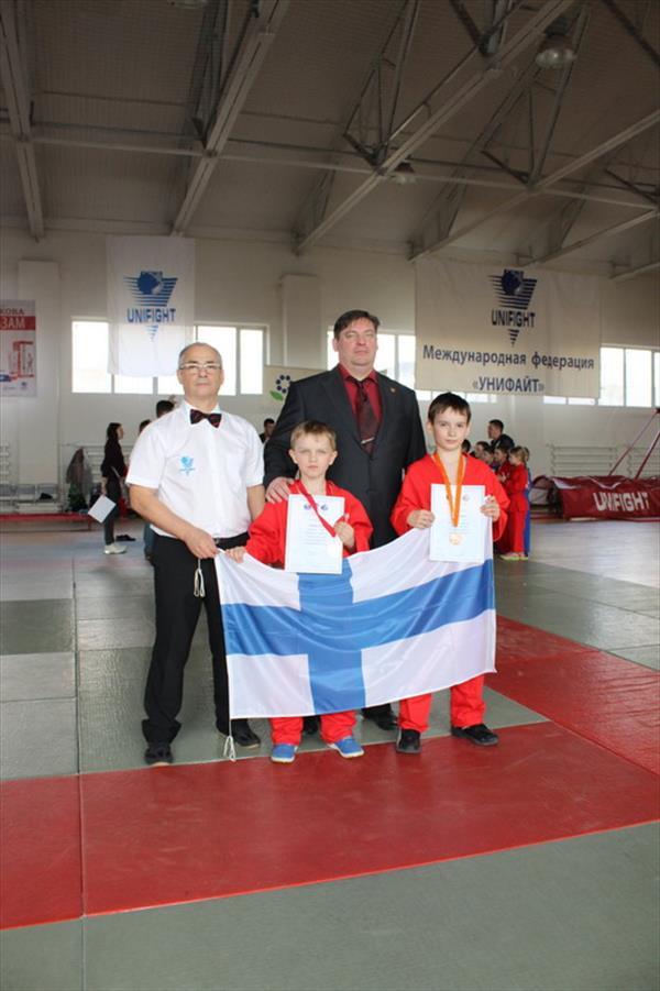 Unifight_Europe-20-25 april 2016 Medin Russia