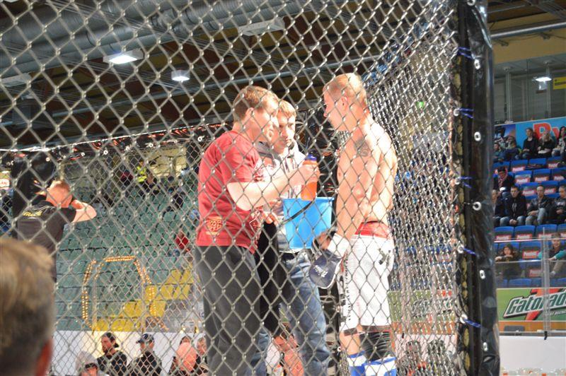 Турнир по боям без правил  Fight Night 12, в Лаппеенранта