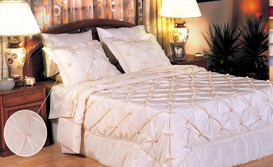 Материал для покрывала на кровать своими руками