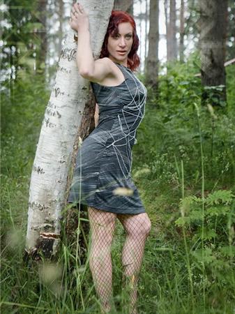 Платье Паутина