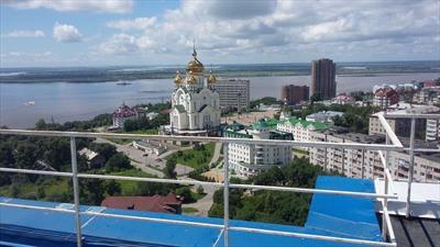 Панорамы города