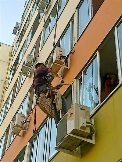 Гидроизоляция стыков фасада